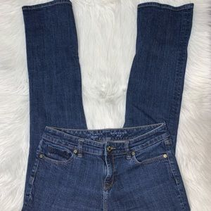 The limited denim bootcut 312 size 8 jeans E07